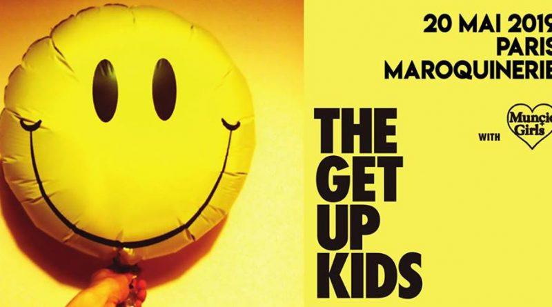 The Get Up Kids de retour à Paris !