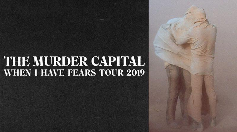 Grosse tournée française pour The Murder Capital