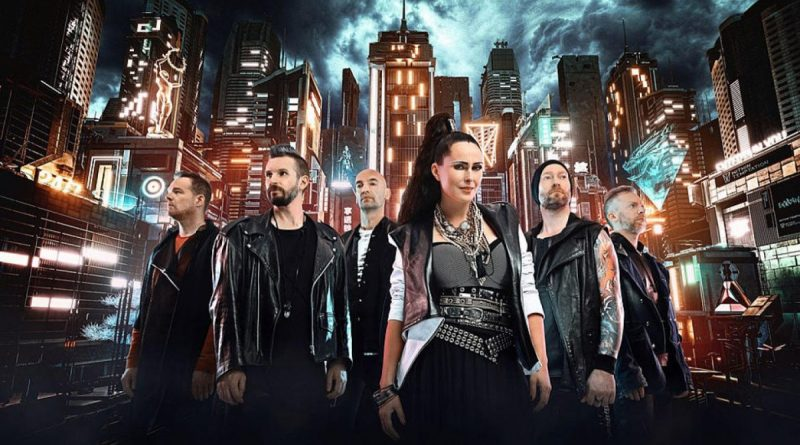 """Within Temptation : The Aftermath """"A Show In A Virtual Reality"""""""