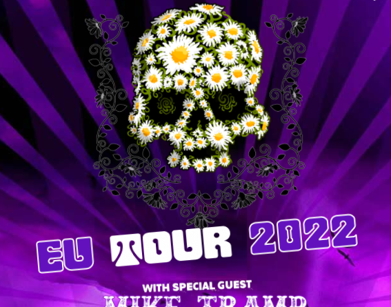 The Dead Daisies en tournée française